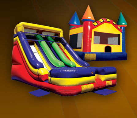 Best price for Inflatables, bounce houses, and slides